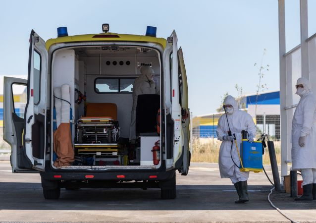 哈萨克斯坦过去24小时新增新冠确诊病例超40例