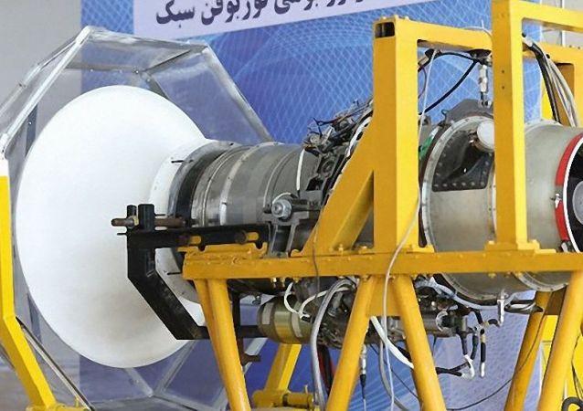 Jahesh 700 双涵道涡轮喷气发动机