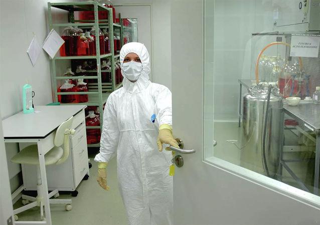 """俄""""矢量""""病毒学与生物技术国家科学中心"""