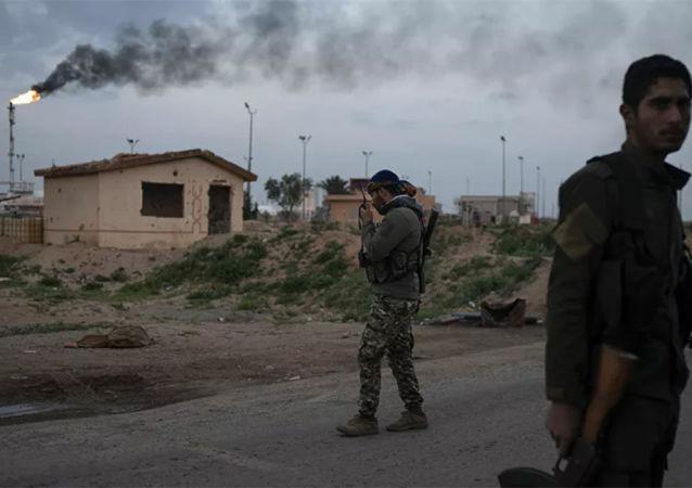 媒体:美国空袭在叙设施致数人死亡
