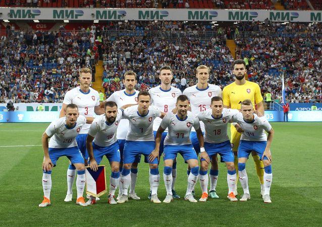 捷克国家足球队