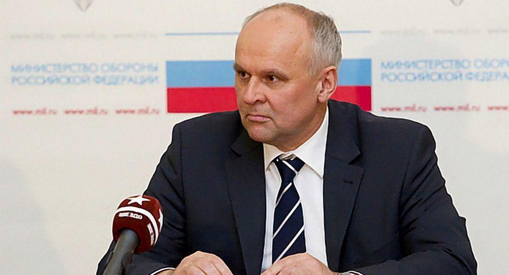 俄罗斯减少核危险国家中心主任谢尔盖∙雷日科夫