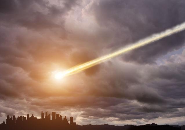 媒体:一颗陨石在古巴东部坠落并爆炸