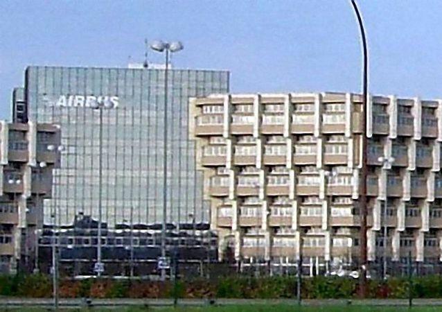 位于图卢兹机场旁边的空客制造厂