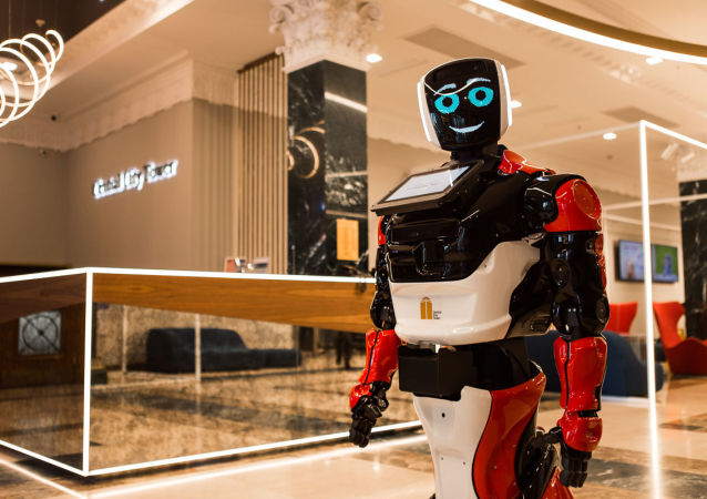 机器人将在枯燥、肮脏和危险的工作领域取代人类