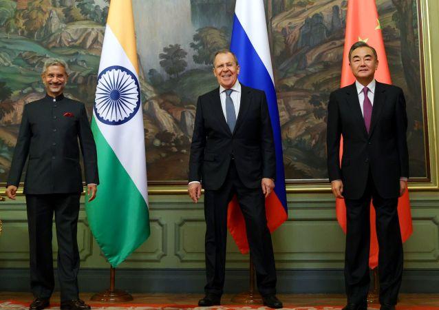俄外长:中印避免边境冲突升级的决定非常有益