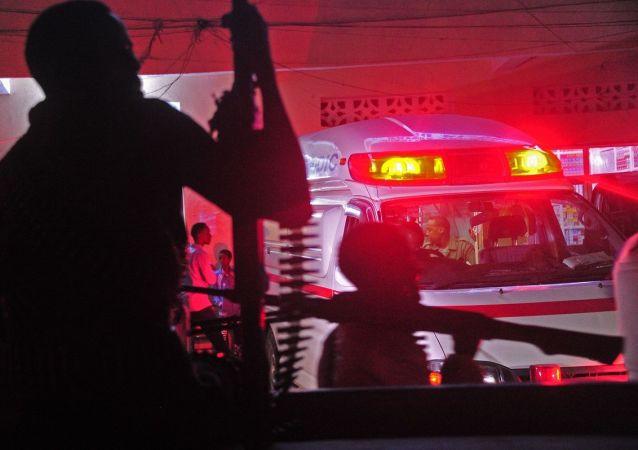 救护车(资料图片)