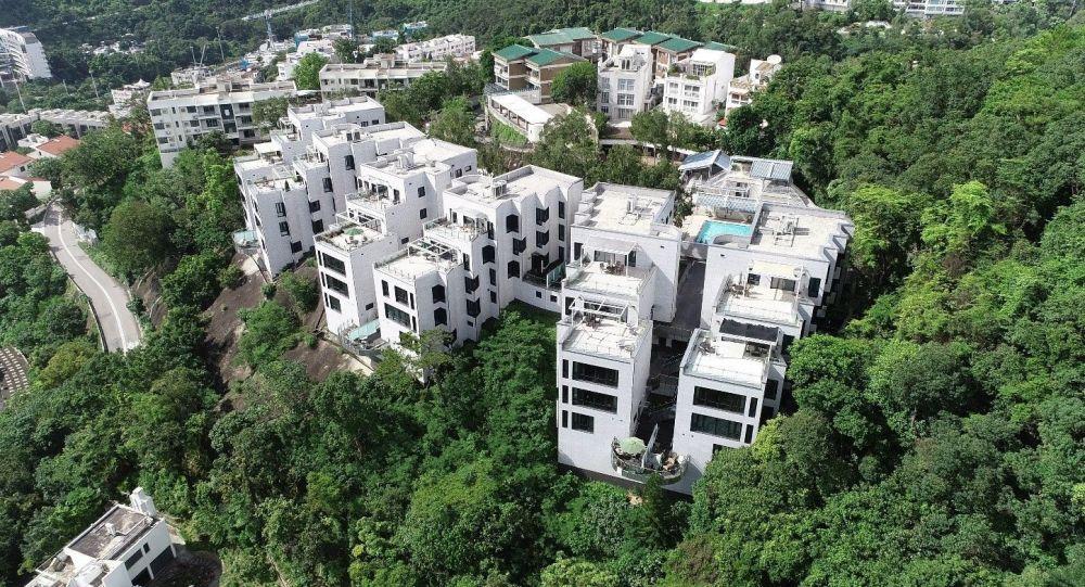 美国政府出售香港豪宅