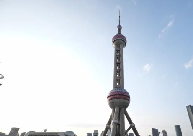 上海旅游节开幕