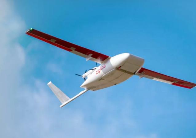 美国公司将试用无人机运送药品