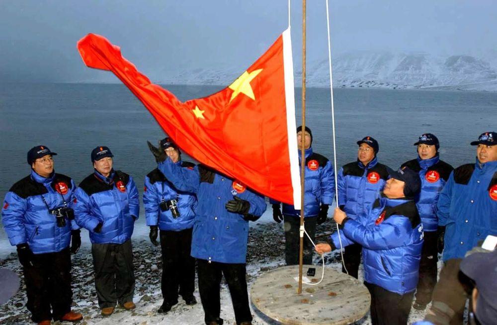 """美国的""""噩梦"""":中俄开展北极合作"""