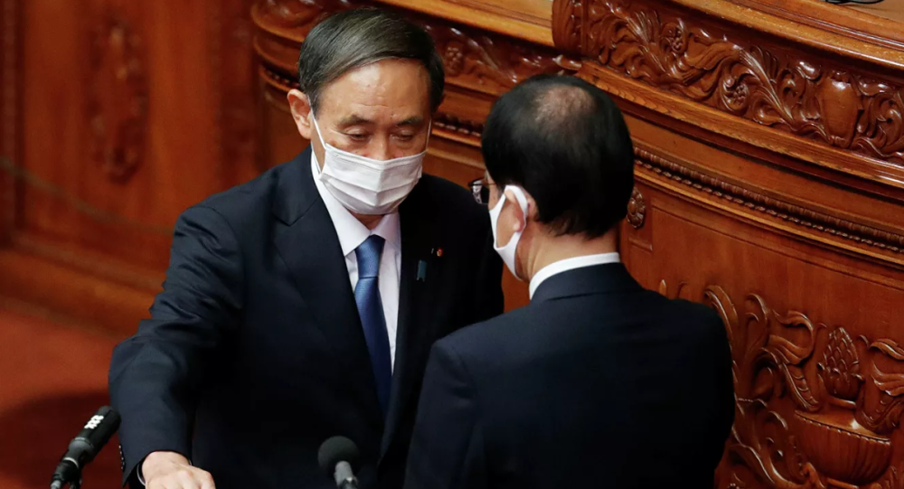 日本新首相将继续安倍的外交方针 包括对俄政策