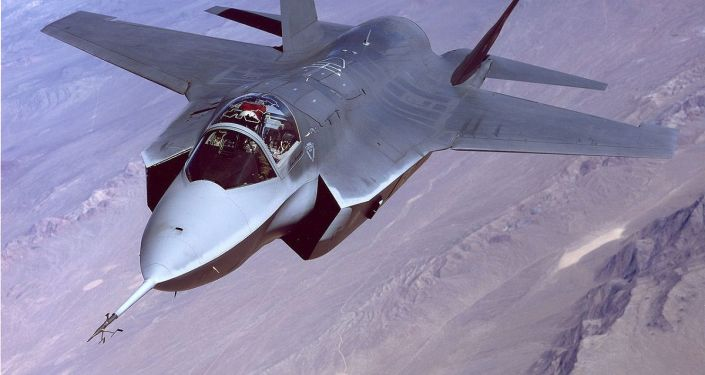 Lockheed Martin X-35A JSF
