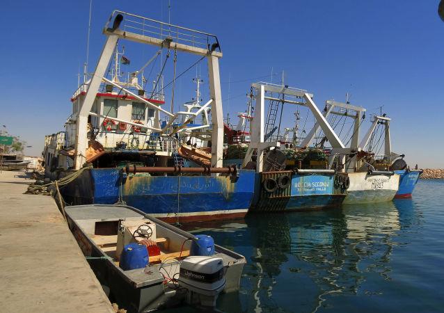 利比亚被扣海员不清楚为何扣押他们