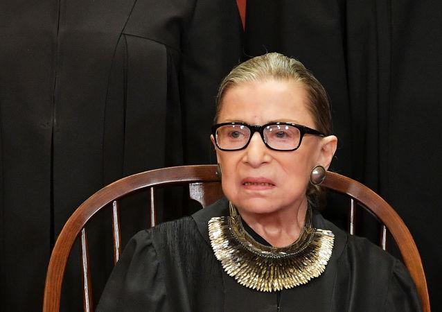 美国联邦最高法院大法官露丝·巴德·金斯伯格去世