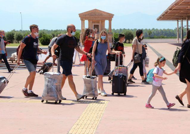 土耳其外交部:土方认为俄有关航空限制措施的决定不存在政治因素