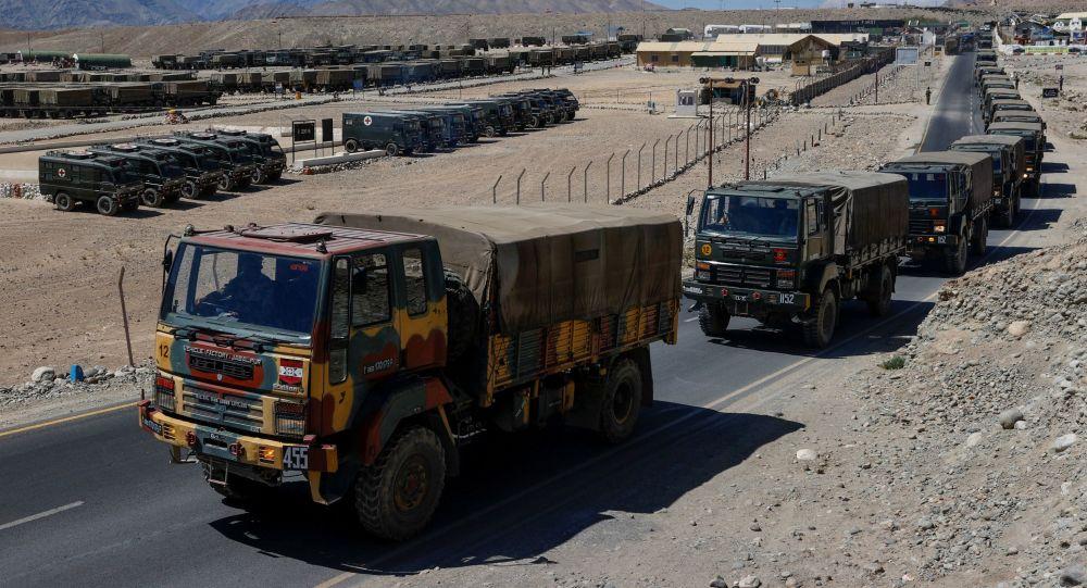 媒体:印度将在中印边境新设47个哨所 由边境警察部队管理