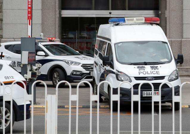 中国公安机关