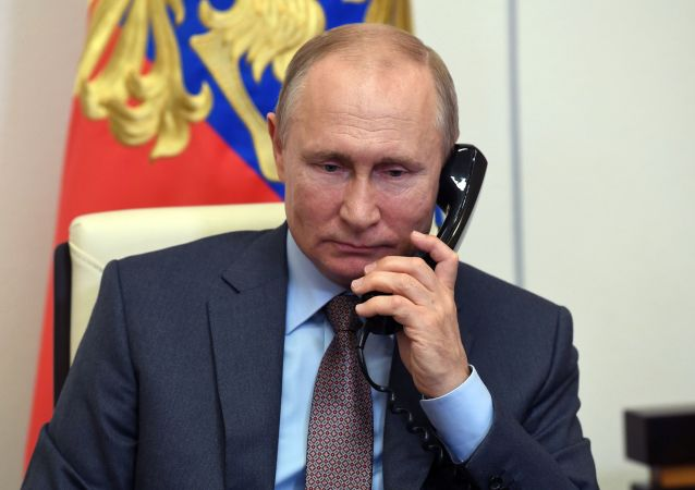 普京与沙特王储通电话