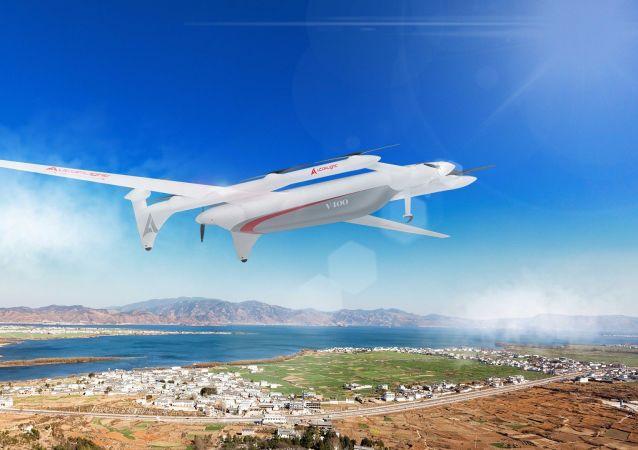 中国V400 Albatross无人机