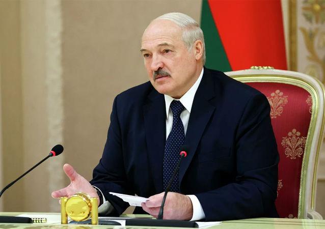 卢卡申科:白俄罗斯颜色革命破产
