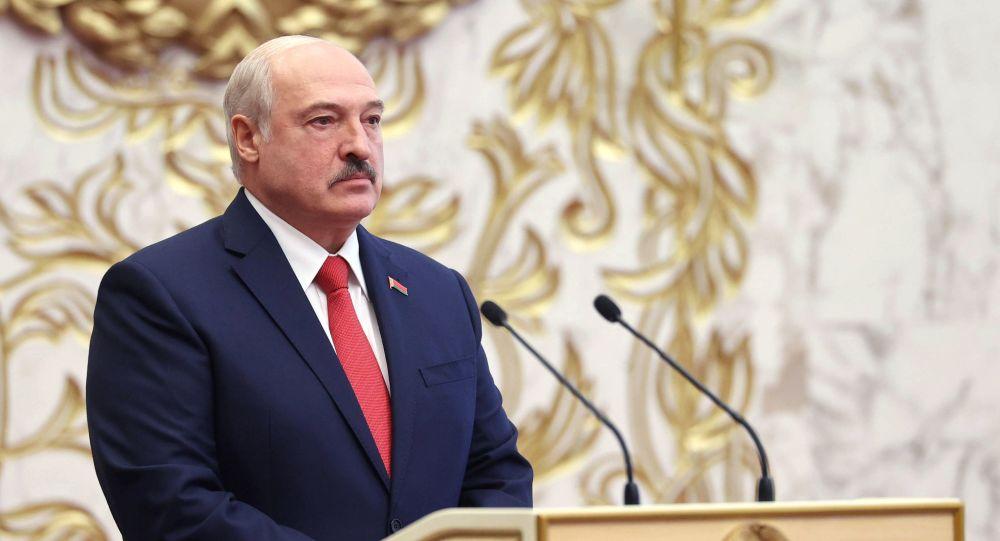 白俄罗斯总统亚历山大∙卢卡申科