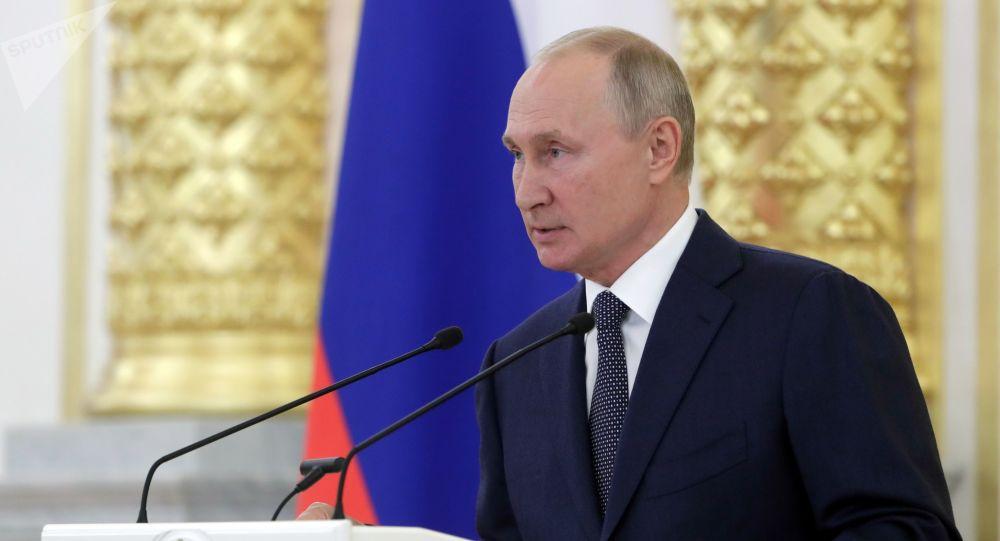 普京表示,俄罗斯较其他国家应对疫情更加从容