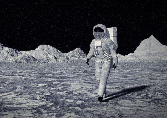 俄科学家:不必期望人类很快永久定居月球