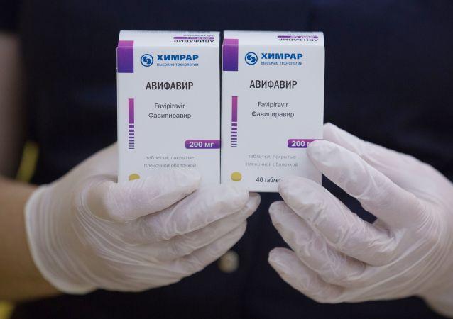 治疗新冠病毒的俄罗斯药物阿维法韦