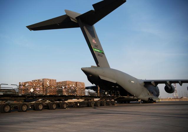 卡塔尔乌代德空军基地