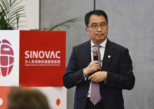中国科兴控股生物技术有限公司董事长兼CEO尹卫东
