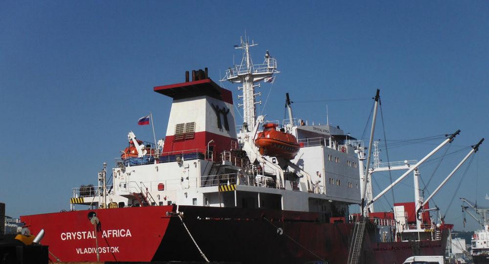中国海关总署对俄3艘渔船采取紧急措施