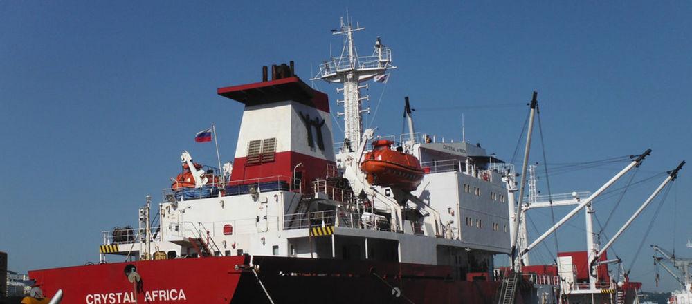 运输船CRYSTAL AFRICA