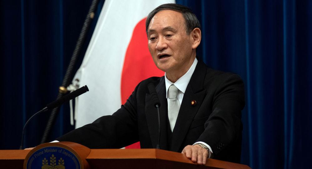 日本首相菅义伟