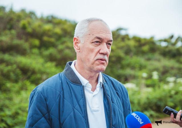 俄罗斯符拉迪沃斯托克杜马主席安德烈·布里克
