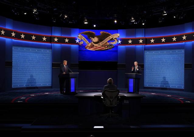 美国总统电视辩论