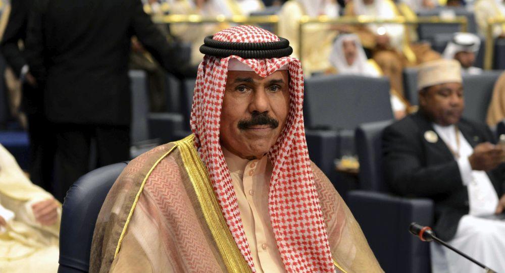 科威特新任埃米尔纳瓦夫·艾哈迈德·贾比尔·萨巴赫
