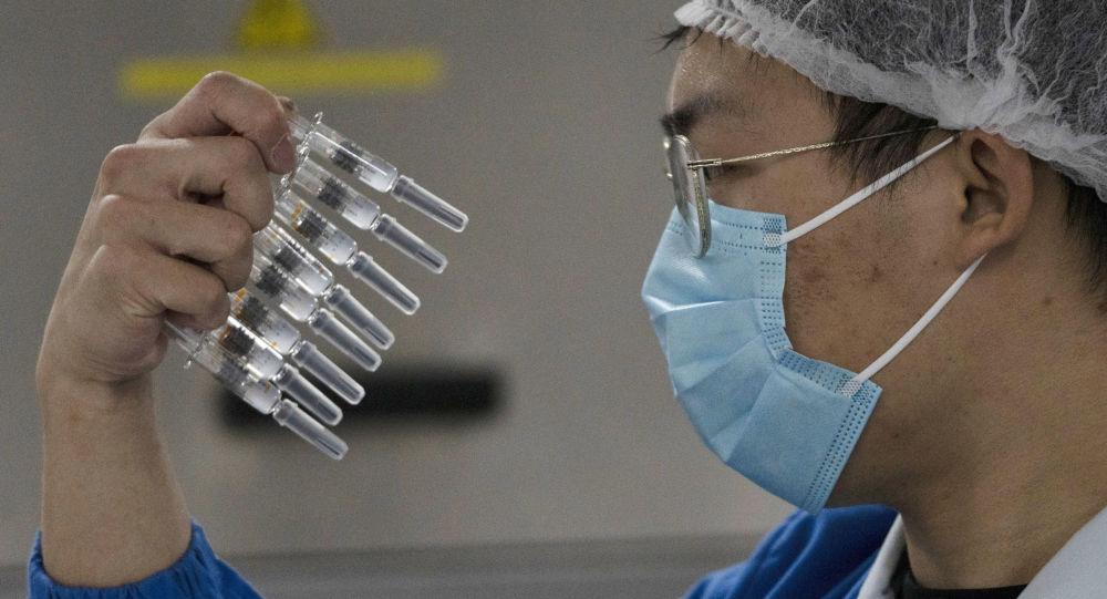 """外媒:中国反对""""疫苗民族主义""""   加入新冠疫苗实施计划"""