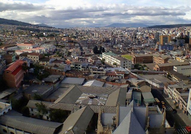 厄瓜多尔首都基多