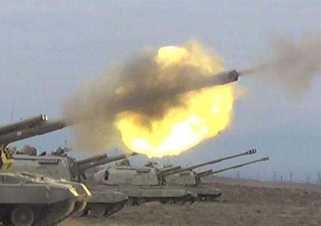 阿塞拜疆军方