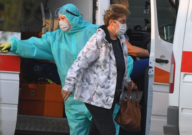 俄病毒学家:俄或接近新冠发病率高峰和平台期