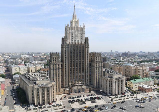 俄外交部:中东问题有关四方对东耶路撒冷局势深表关切