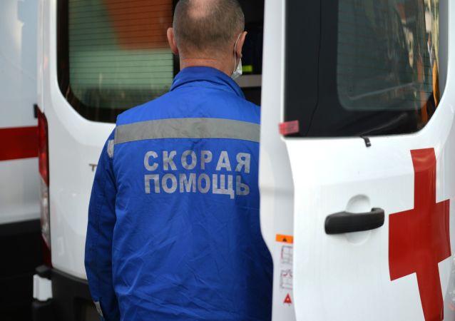 俄罗斯急救车