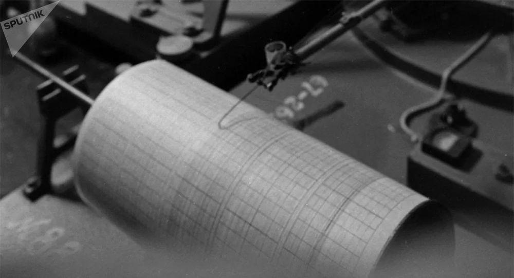 巴布亚新几内亚发生里氏5.7级地震