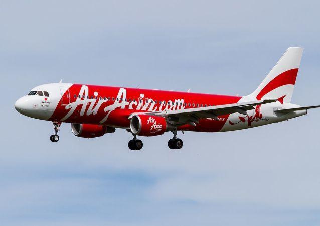 """""""日本亚洲航空""""的Airbus A320-216客机"""