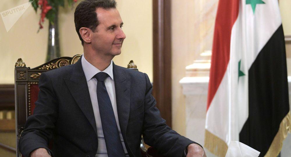 阿萨德对俄罗斯卫星通讯社称,他可能会在2021年初决定参加叙利亚总统选举