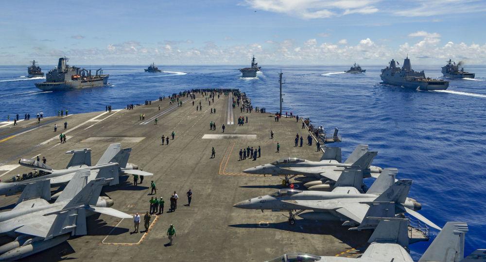 中美太平洋军力对比:解放军优势日渐明显