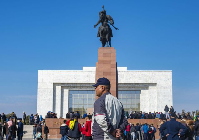 克宫:吉尔吉斯斯坦局势混乱因素显而易见
