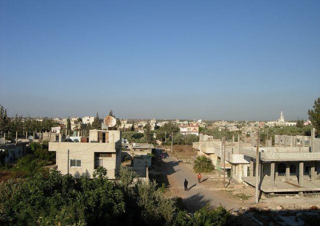 叙利亚德拉市