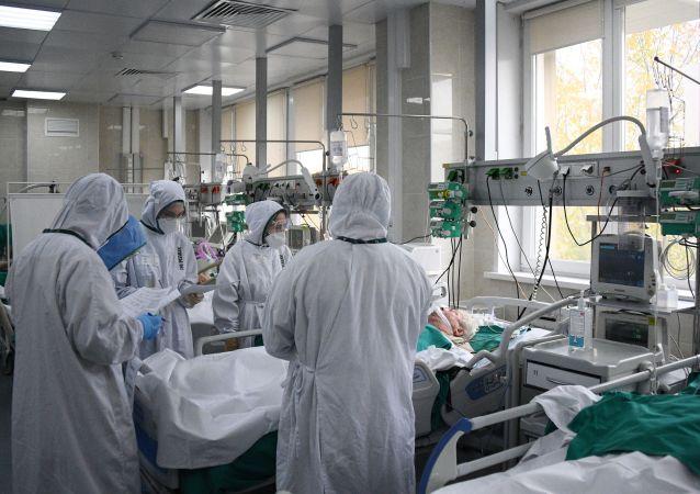 莫斯科计划在医疗领域停用非数字设备